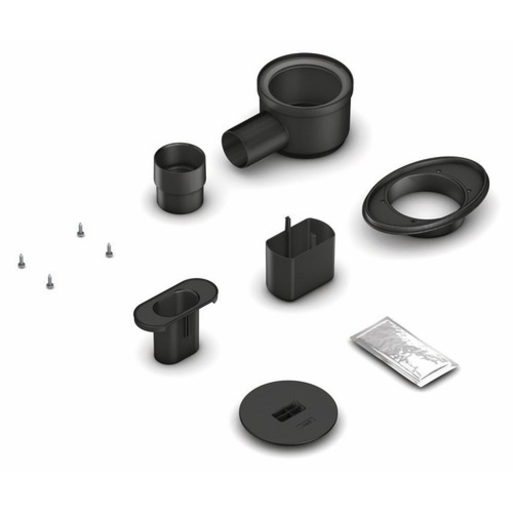 siphon de sol pour douche de plain pied wedi riolito. Black Bedroom Furniture Sets. Home Design Ideas