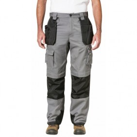 Pantalon de travail renforcé - multipoches - Trademark Caterpillar