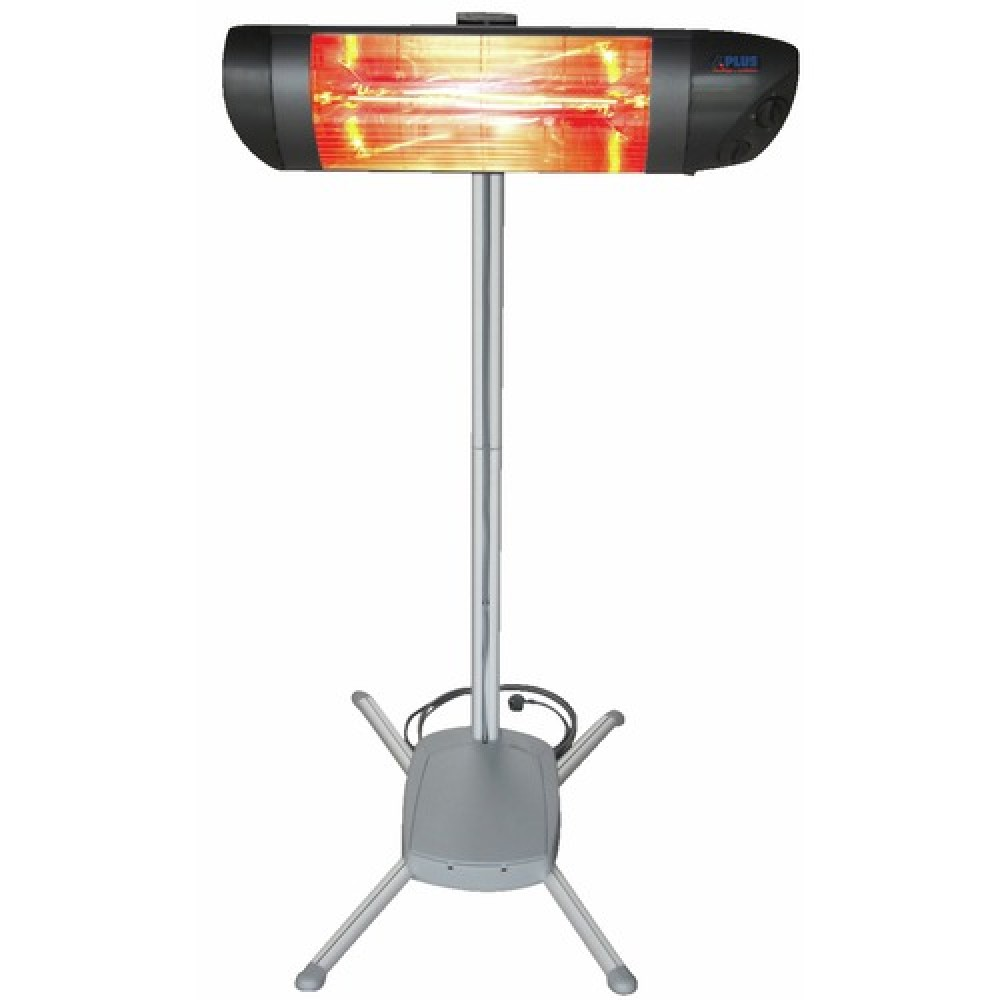 chauffage radiant lectrique infrarouge rec 1500t s plus bricozor. Black Bedroom Furniture Sets. Home Design Ideas