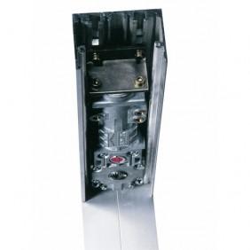 Ferme-porte encastré à axe - force 3 - Janus linteau SEVAX