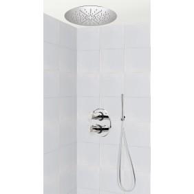 Colonne de douche encastrable plafond avec mitigeur BARLETTA SARODIS