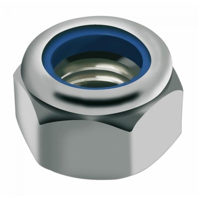 Écrous frein, acier inox A4 ACTON