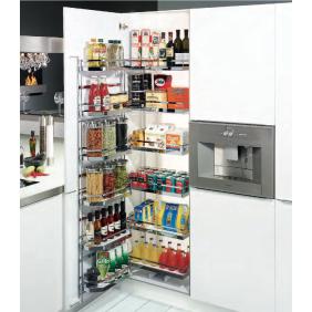 colonne de cuisine armoire de cuisine meubles de rangement bricozor. Black Bedroom Furniture Sets. Home Design Ideas