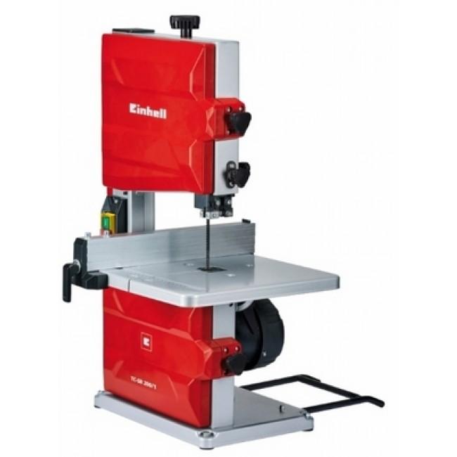Scie à ruban - puissance 250 watts - TC-SB 200/1 EINHELL