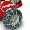 Paire de chaines pour pneus Minieffe 502 EUROSYSTEMS