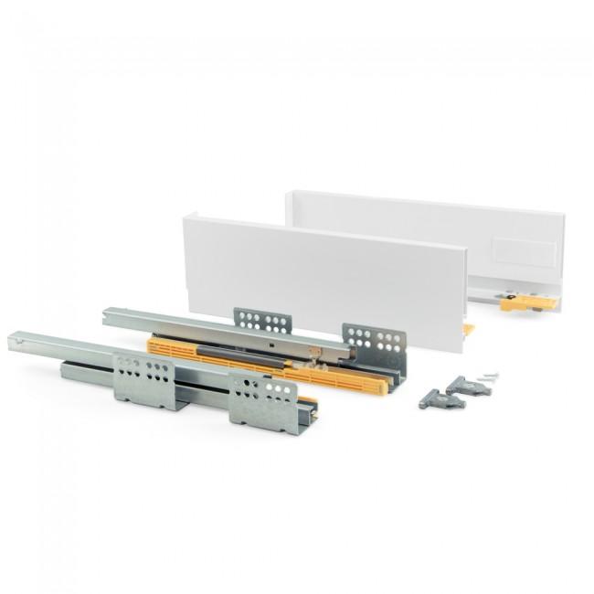Kit tiroir Concept-hauteur 138 mm-blanc EMUCA