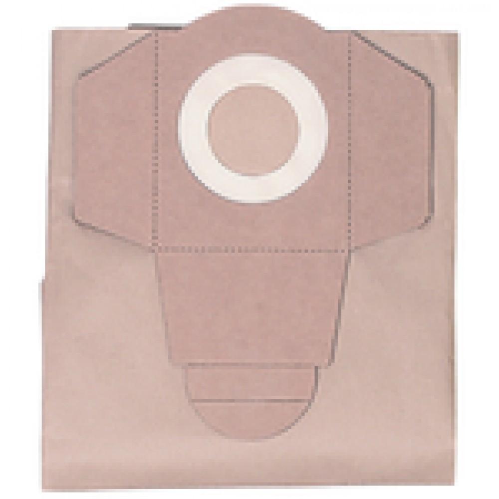 5 sacs de rechange pour aspirateur 30 litres einhell bricozor. Black Bedroom Furniture Sets. Home Design Ideas