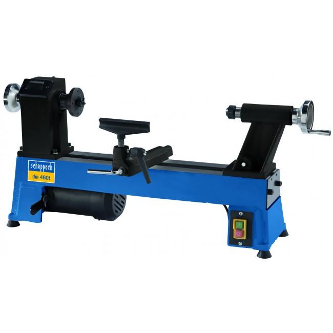 Tour à bois DM 460 T + rallonge + coffret 4902301901-9802
