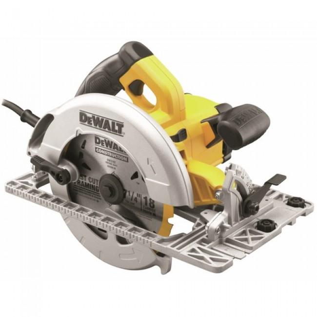 Scie circulaire - puissance 1600 watts - 190 mm - DWE575K DEWALT