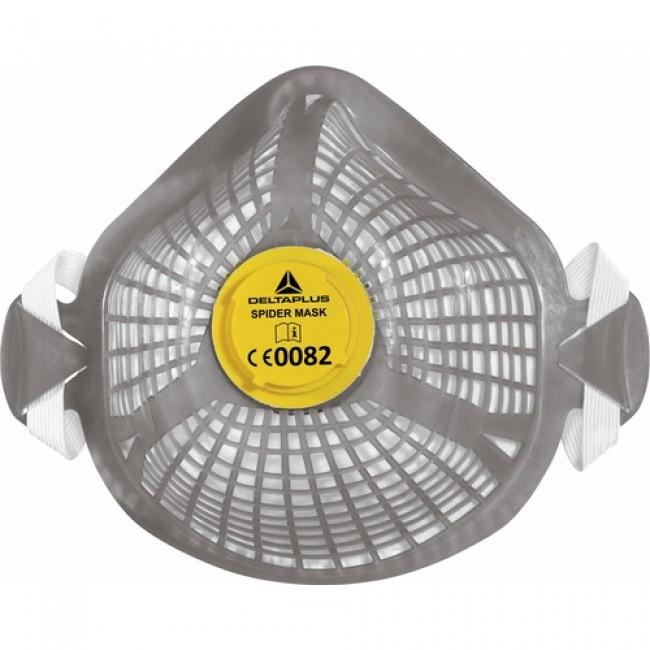 Masque respiratoires - avec coques réutilisables - Spidermask DELTA PLUS