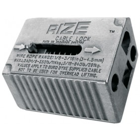 Câble acier pour suspension - avec boucle et système Wireclip FISCHER