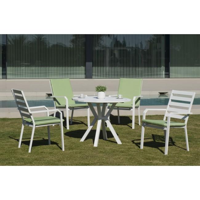 Table de jardin - BARACOA HEVEA