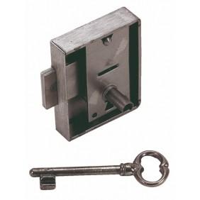 Serrure de meuble à chiffre - rustique - 305 DEVISMES