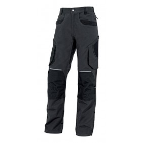 Pantalon multipoches - ajustable - Mach originals DELTA PLUS