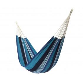 Hamac - Coton & Polyester - Sablayan Blue Stripe Simple ESCUDEROS