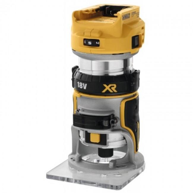 Affleureuse sans fil XR 18V TOOLSELECT - DCW600N-XJ DEWALT