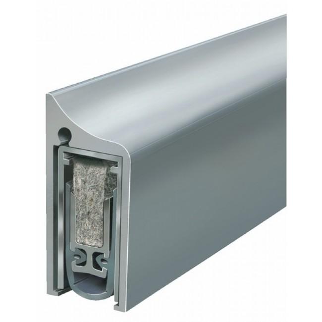 Plinthe automatique pour porte en verre ou bois - type KGS SWISS Planet
