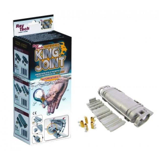 Boîte de gel d'étanchéité - King joint pour câbles jusqu'à 1 kV KLAUKE