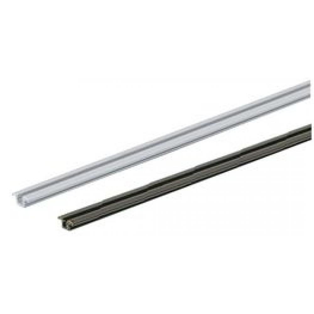 Rail de porte coulissante aluminium pour slideline 55 for Rail pour vitre coulissante