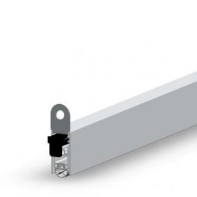 Plinthe automatique en aluminium - Ellen Matic Uni-Proof ELLEN