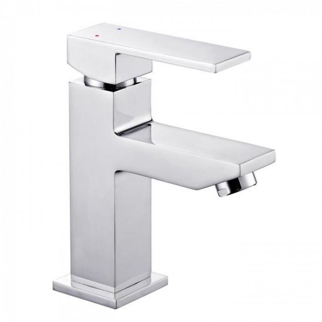 Mitigeur monocommande - lavabo - carré Tokyo II SCHÜTTE
