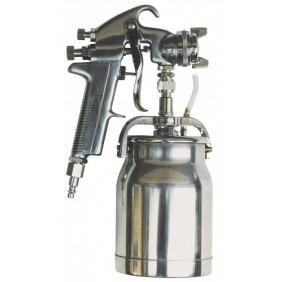Pistolet de peinture professionnel 1L - SJ101 MECAFER