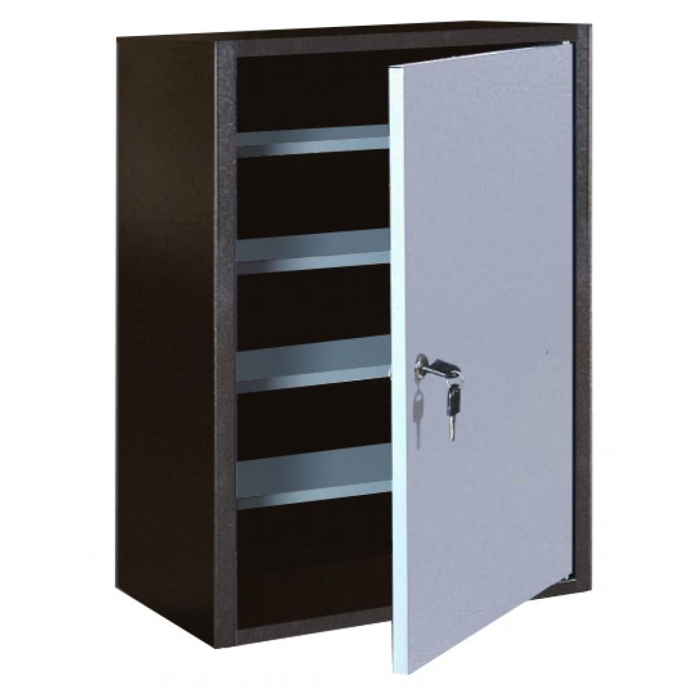 bloc de rangement porte r versible m tal tag res bricozor. Black Bedroom Furniture Sets. Home Design Ideas
