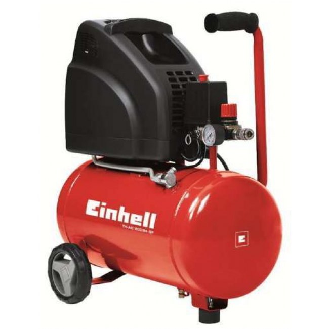 Compresseur - puissance moteur 1100 watts - TH-AC 200/24 OF EINHELL