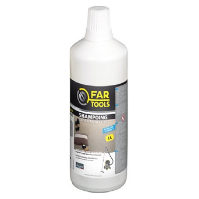 Shampoing moquette parfumé pour aspirateur SPO FARTOOLS