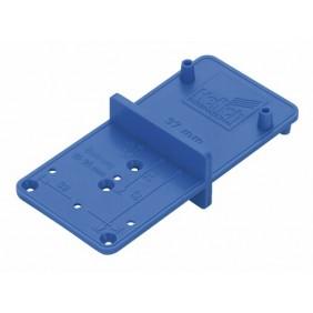 Gabarit de perçage - système 32 - Multi Blue HETTICH