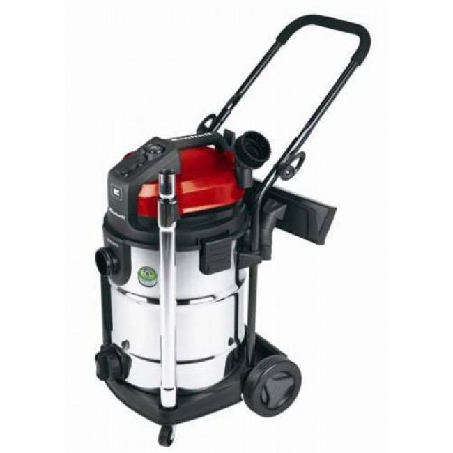 Aspirateur eau et poussière sur chariot. cuve inox 30L. 2600W. Expert TE-VC 2230 SA EINHELL