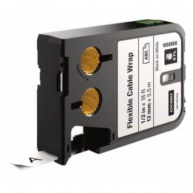 Ruban nylon souple - continu - pour câbles - pour étiqueteuses XTL Dymo