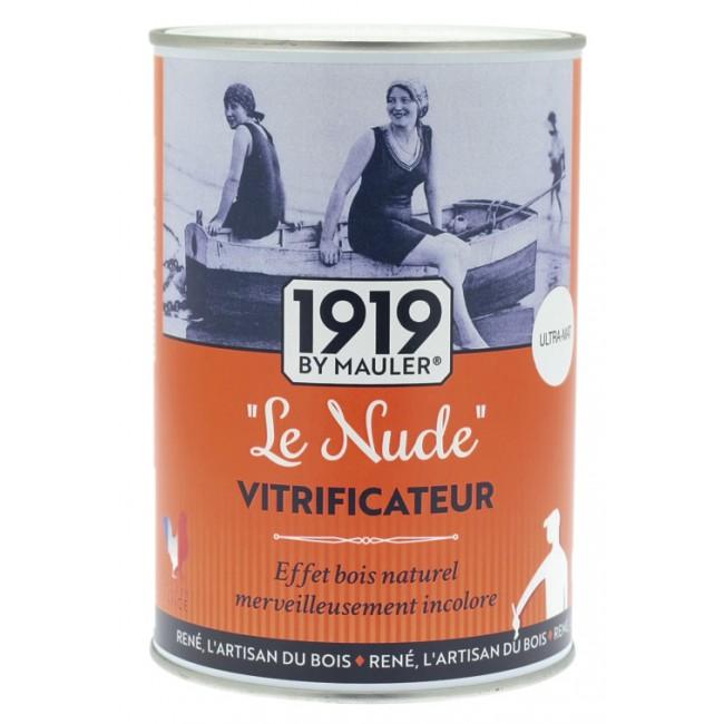 Vitrificateur – Le Nude 1919 by Mauler