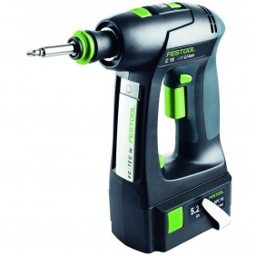 Perceuse visseuse sans fil 18 V C 18 Li 5,2 Plus FESTOOL