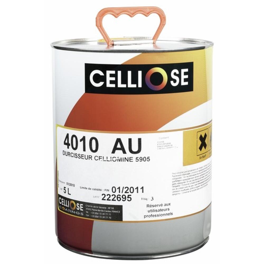 Durcisseur celliomine 100 4010 au pour vernis polyur thane 5l celliose bri - Vernis polyurethane bois ...