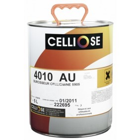 Durcisseur Celliomine 100% 4010 AU pour vernis polyuréthane 5L CELLIOSE