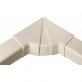 Goulotte de climatisation 80 mm : Angle rentrant réglable 80-105° C.B.M