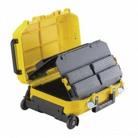 Valise d'outils à roulettes - 3 compartiments - FatMax STANLEY