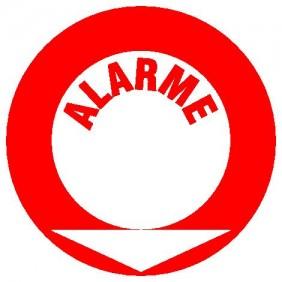 Panneau de prévention incendie rigide Afnor NOVAP