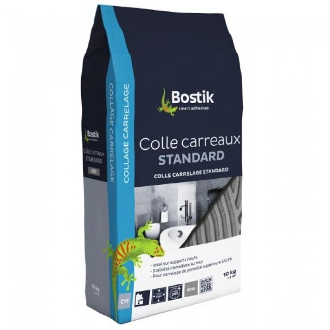 Colle carrelage - standard - poudre - sols et murs - intérieur BOSTIK