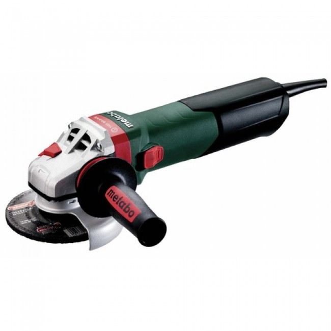 Meuleuse d'angle 125 mm 1250 W WBA 12-125 Quick METABO