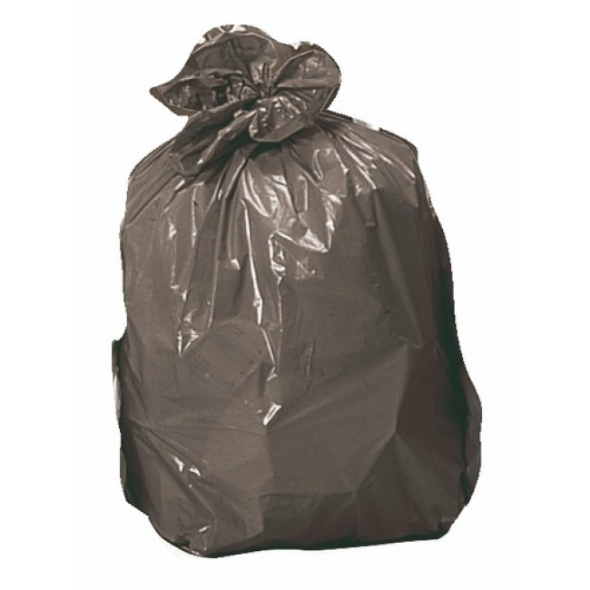 Sacs poubelle 30 litres, 30 microns (x500)