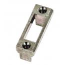 Gâche de pêne E-11807 pour menuiserie PVC FERCO