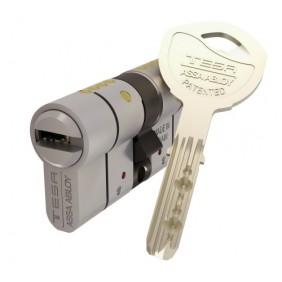 Cylindre haute sûreté - varié - fonction clé de secours - T70 TESA Sécurité