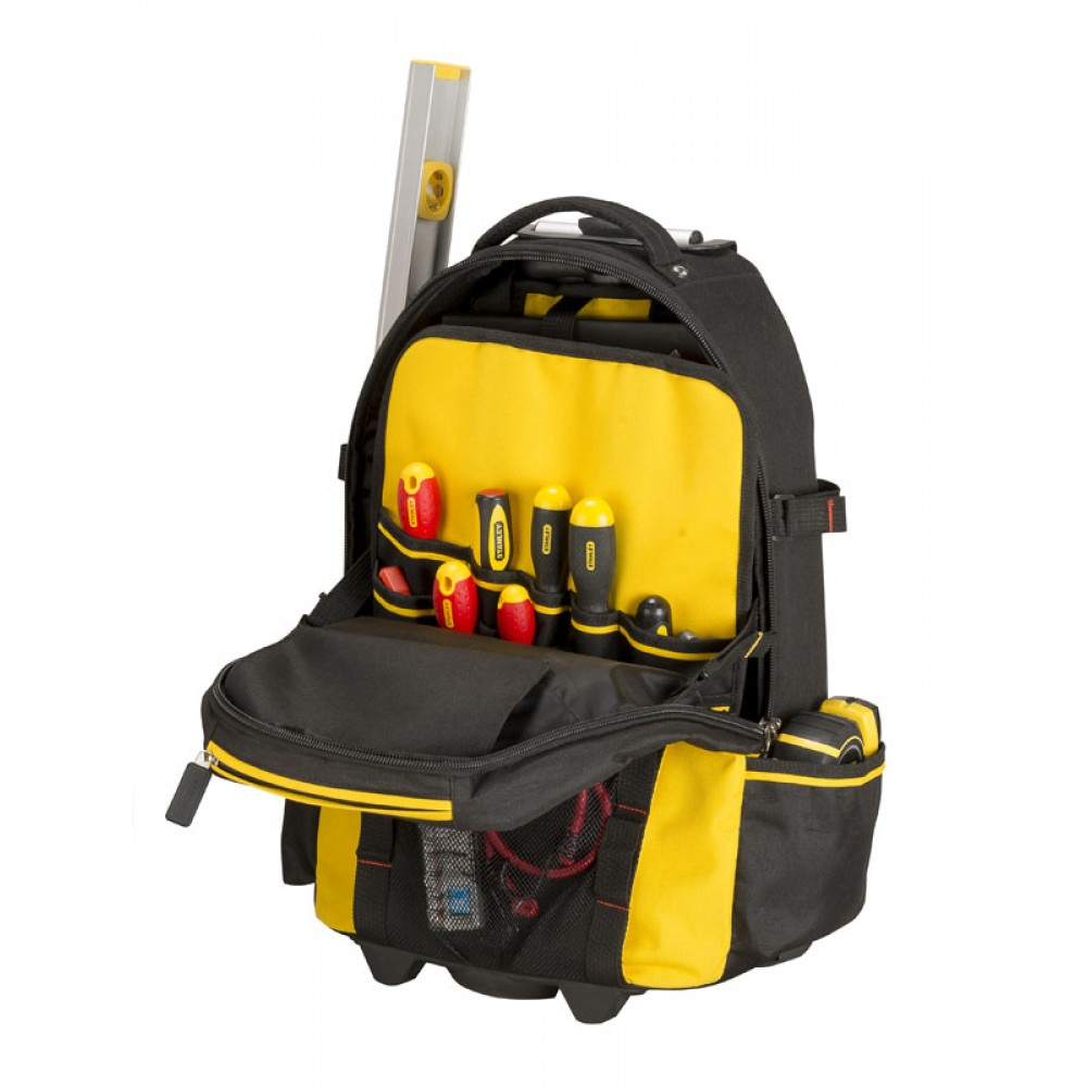 Sac à dos porte outils à roulettes FatMax 1-79-215 STANLEY enbRenB