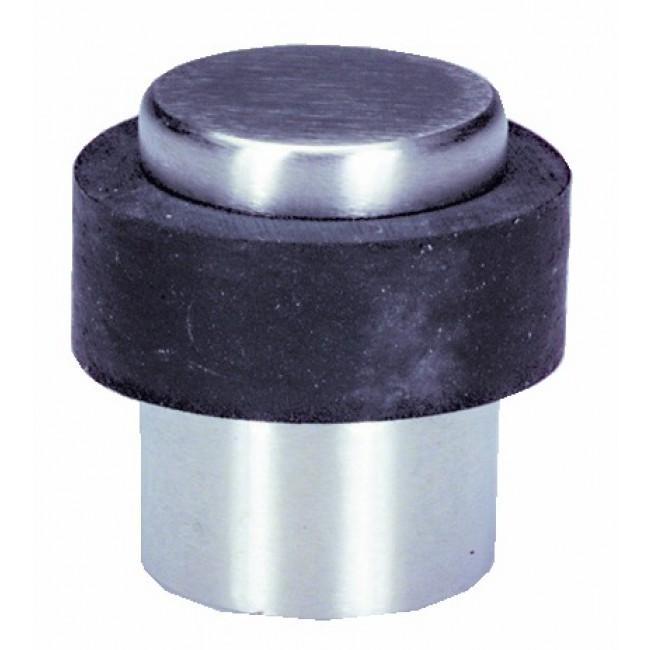 Butoir de sol pour porte - base en laiton - diamètre 40 mm - type 3011 FERRASSE