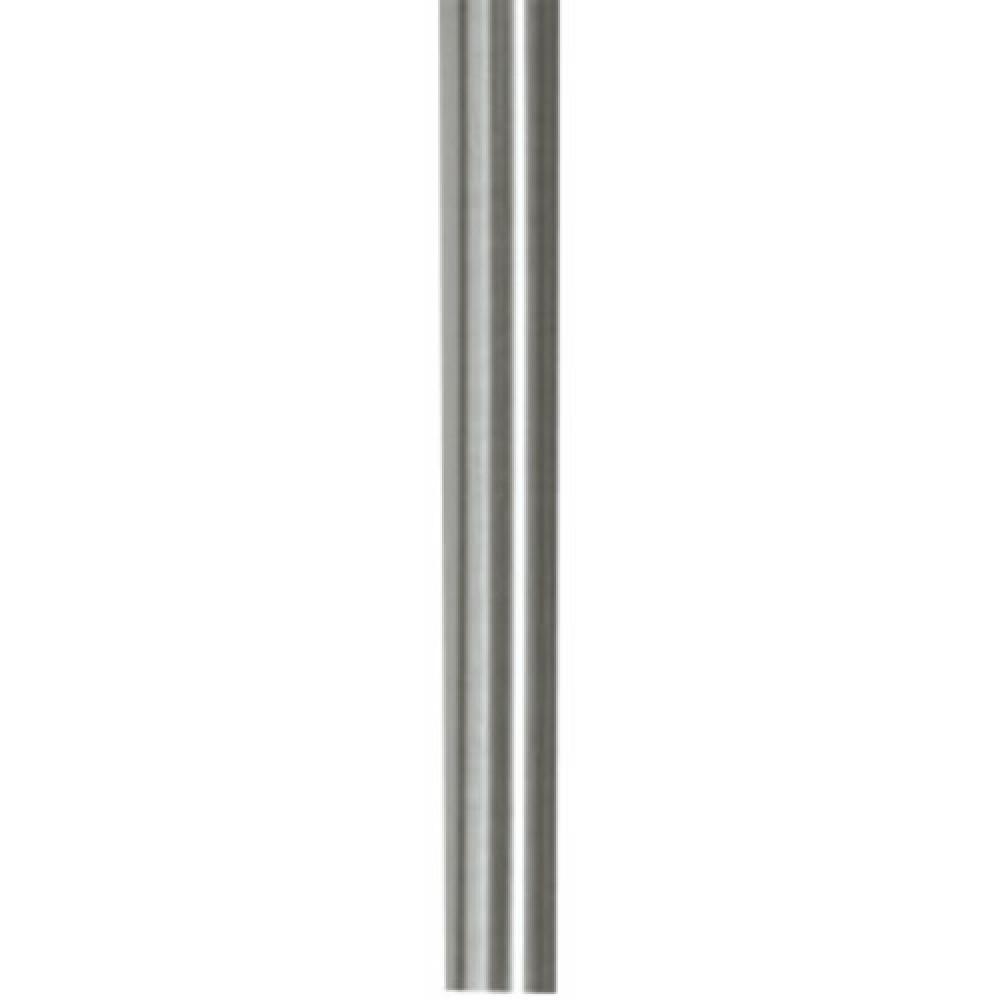 Barre Rideau Fixation Plafond tube pour tringle à rideaux - diamètre 28 mm bricozor sur bricozor