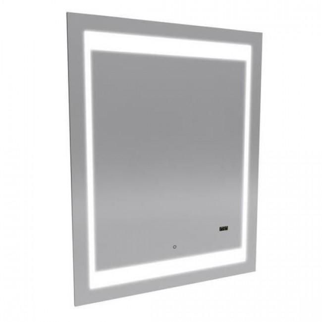 Miroir -  Silver Futura - 70x90x5cm AURLANE