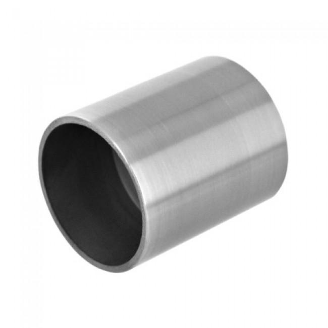 Raccord main courante bois - 42 millimètres de diamètre - inox Design Production