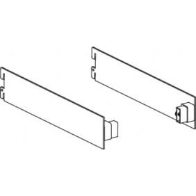 Supports pour barre de penderie - ovale - Concept Lumine SOFADI